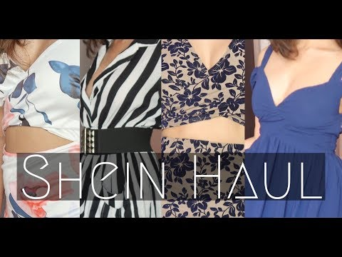 THE BEST ONLINE SHOPPING WEBSITE?!? WOW | Shein Haul | Malvika Sitlani