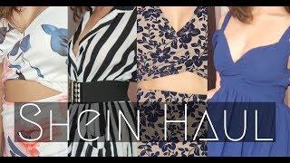 THE BEST ONLINE SHOPPING WEBSITE?!? WOW | Shein Haul | Malvika Sitlani