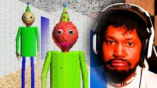 BALDI TURNED 1 TODAY... yayy (send help) | Baldi's Basics Birthday Bash