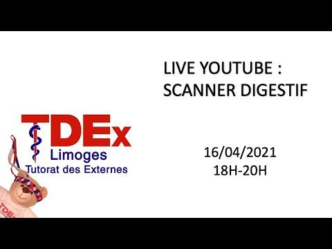 Live SCANNER DIGESTIF