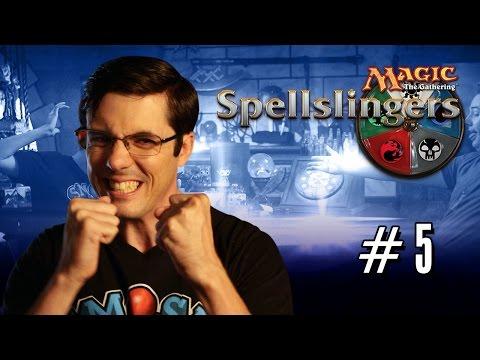 Day9 vs. Joshua Ovenshire in Magic: The Gathering: Spellslingers Season 2 Ep 5