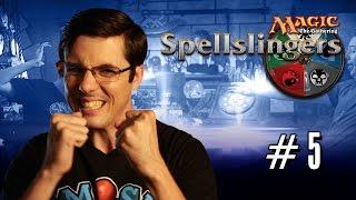 Day[9] vs. Joshua Ovenshire in Magic: The Gathering: Spellslingers Season 2 Ep 5
