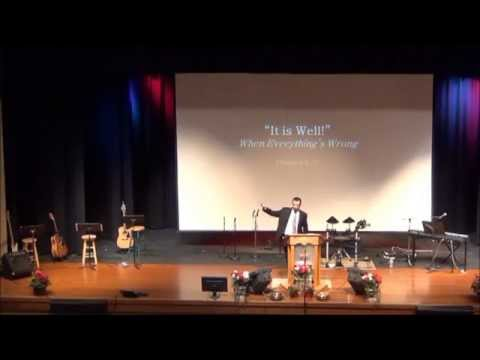 """""""It is Well!"""" When Everything's Wrong (2 Kings 4:8-37) Bryan Wise"""