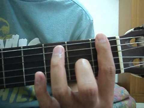 คอร์ด F7:Chord F7