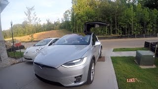 Tesla Model X Cost to Charge, Plugs and Speed!