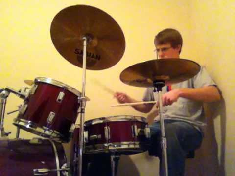 Jack Ingram - Lips of an Angel (Drum Cover)
