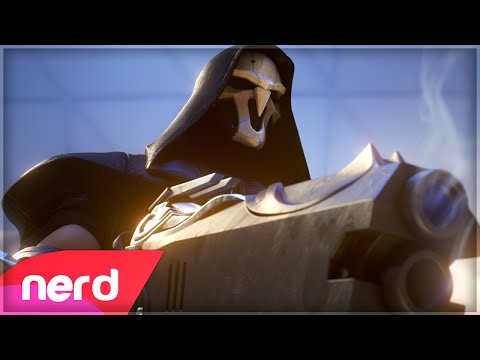 Overwatch Song | Be The Hero | #NerdOut (