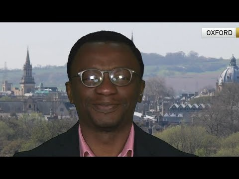 Kunle Campbell discusses web entrepreneurship in Africa