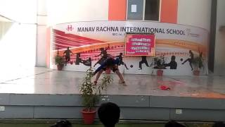 Inter Class Solo Dance Competition MRIS- Sector 14, Faridabad
