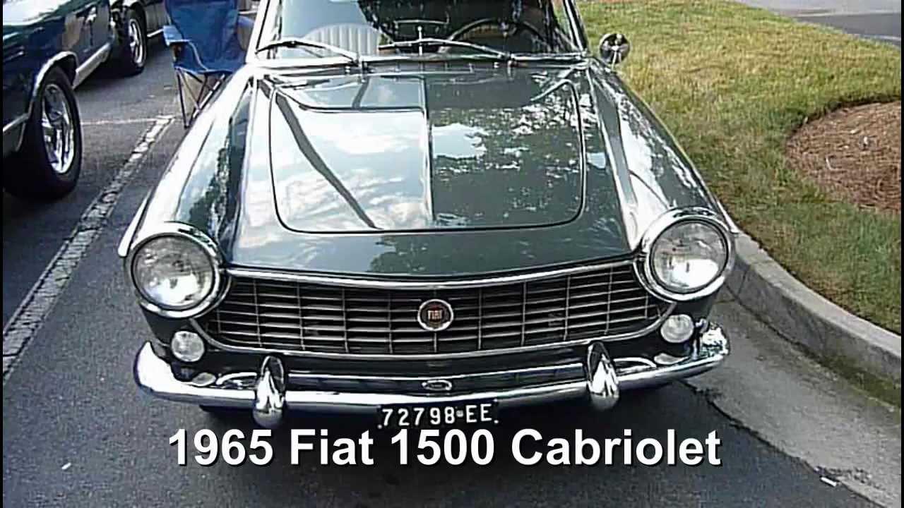 1965 fiat 1500