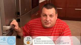 видео не закрывается дверка холодильника?