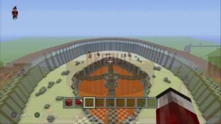 MINECRAFT PS3 EDITION - PVP MAP - HUNGER GAMES - ULTIMATE EU/US - [DOWNLOAD SAVE] 4 ARENAS!