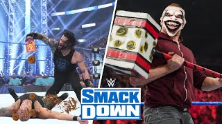 WWE SmackDown January 10, 2020 Highlights Preview ! Roman reigns | NEW The Fiend Results Winners