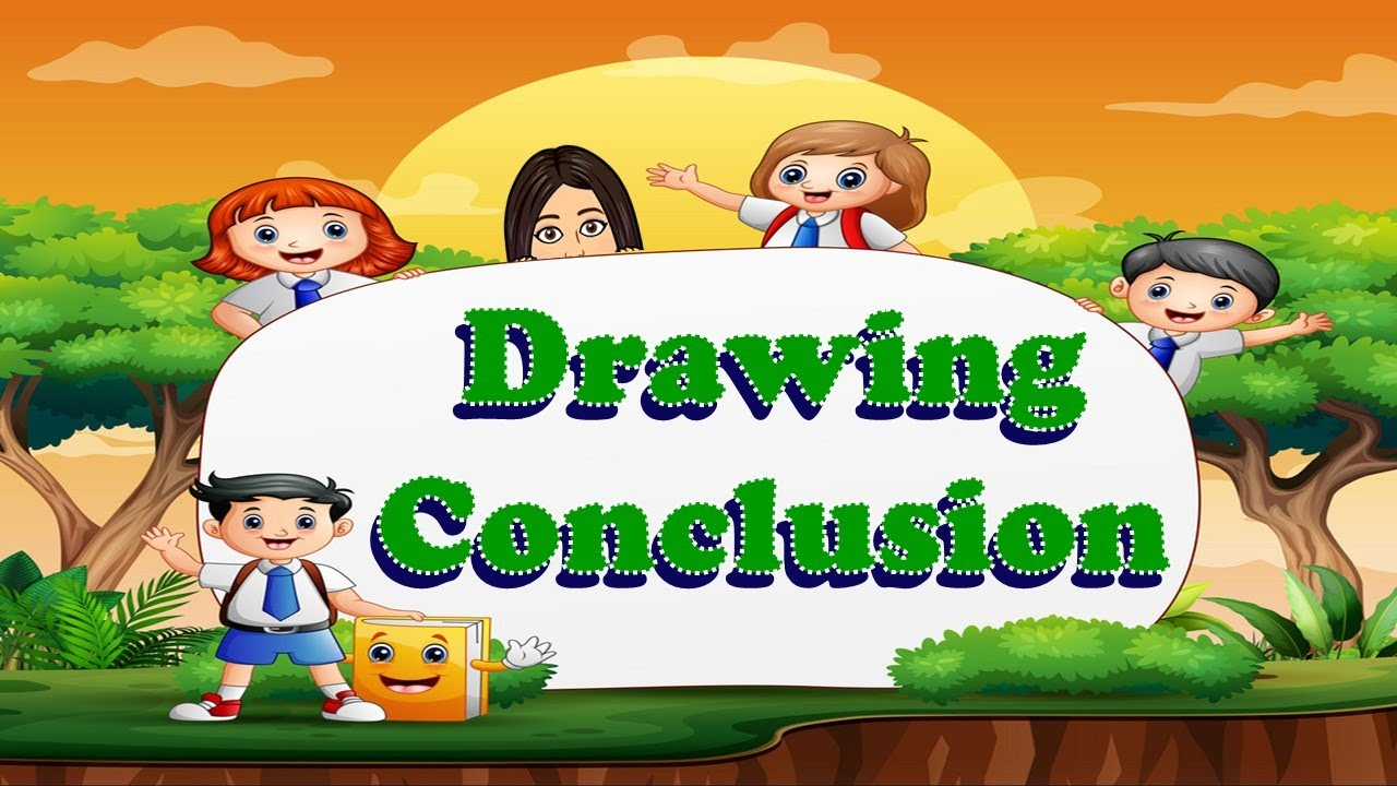 small resolution of Drawing Conclusion   TeacherBethClassTV - YouTube