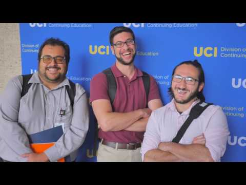 UCI Division of Continuing Education: Past, Present and Future
