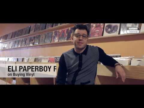 Eli Paperboy Reed - Record Stories [Eli's Viny Talk] mp3