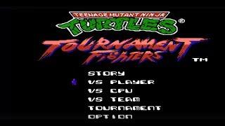 TMNT: Tournament Fighters Beyond [NES], 3й сезон.JAMLIGHT vs BZK