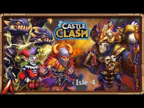 NEW Hero/Skins! Wallawalla Gameplay! F2P Possible?! Castle Clash