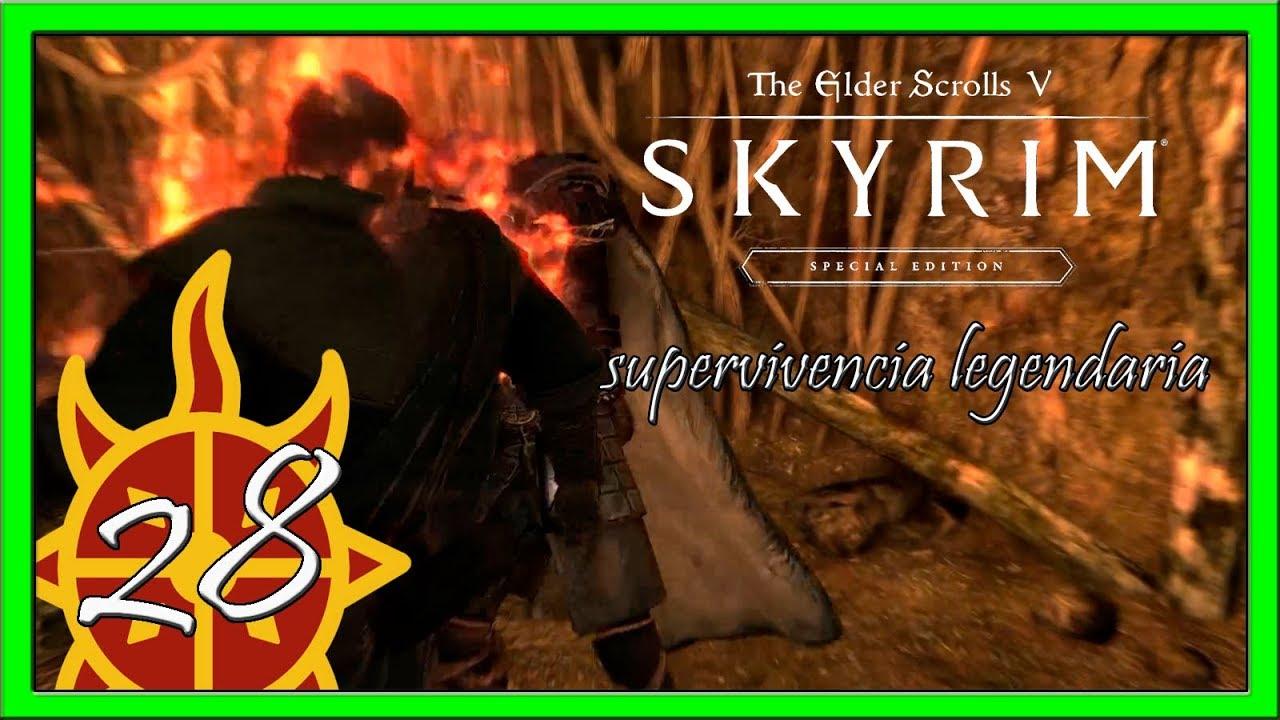 The Elder Scroll V - SKYRIM Legendary Edition PC Gameplay ...