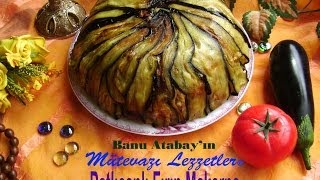 Patlıcanlı Fırın Makarna (Yemek Tarifleri)
