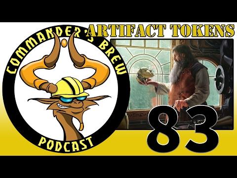 E83 - Artifact Tokens!