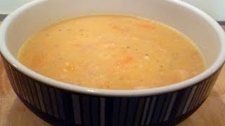 Mum's Lentil & Bacon Soup Cook-along Video
