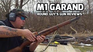 Shooting the M1 Garand