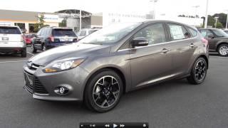 2012 Ford Focus Titanium Hatchback Start...