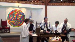 Oct. 4, 2014, Yom Kippur morning service at CBSRZ