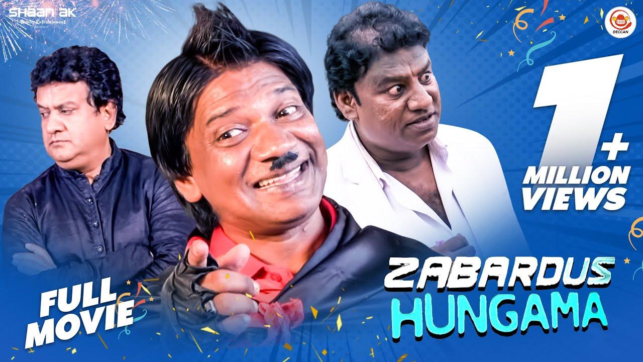 Download Zabardus Hungama Full HD Movie   Gullu Dada, Akbar Bin Tabar   Neerav Suri   Silly Monks Deccan