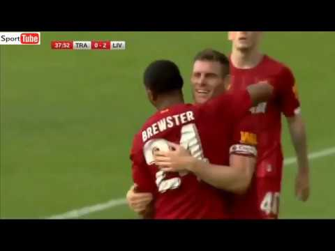 Tranmere Rovers vs Liverpool 0-6 All Goals & Highlights