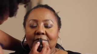 Makeup for women over 60 (MY MOM)   Darbie Day MUA
