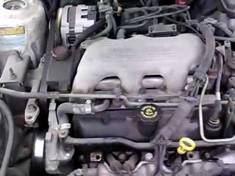 1995 Chevy Corsica V6 engine issue  YouTube