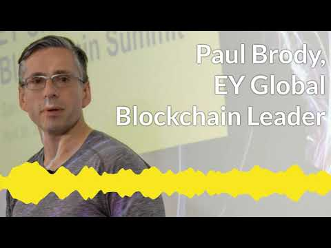 #53 - Paul Brody on EY, Ethereum, and Enterprise