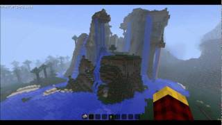(MineCraft) My World and its Wonders