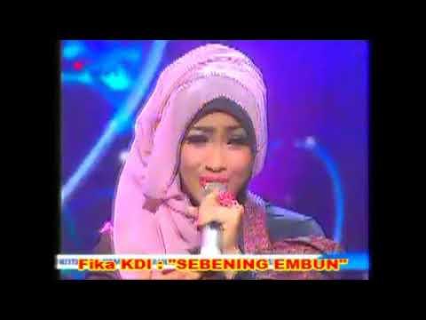 (1,055) Fika KDI : SEBENING EMBUN -- Dangdut Music Live Show