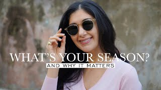 Seasonal Color Analysis | What's Your Season \u0026 Why It Matters