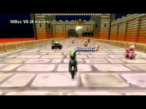 Mario Kart Wii 9999 VR Run Part 02