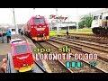 [HD] Apa Itu Lokomotif CC 300 ?? ~ The Power of Indonesian Locomotive CC 300