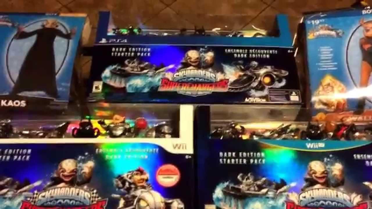Skylanders Toys R Us : Skylanders superchargers launch day toys r us walmart