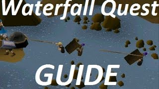 slaycore s runescape 2007 waterfall quest guide w commentary