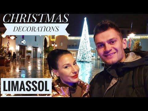 Limassol Marina at CHRISTMAS