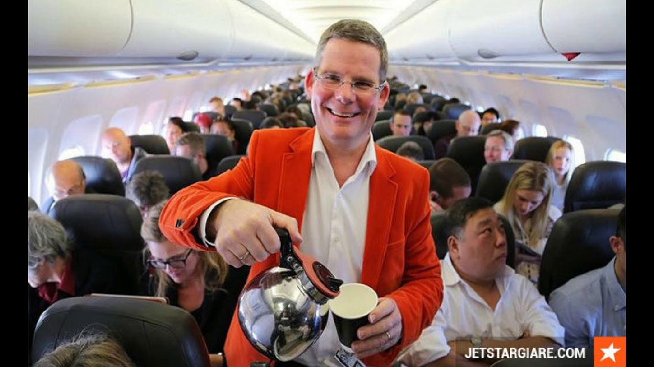 Quy định đổi, hủy vé máy bay Jetstar