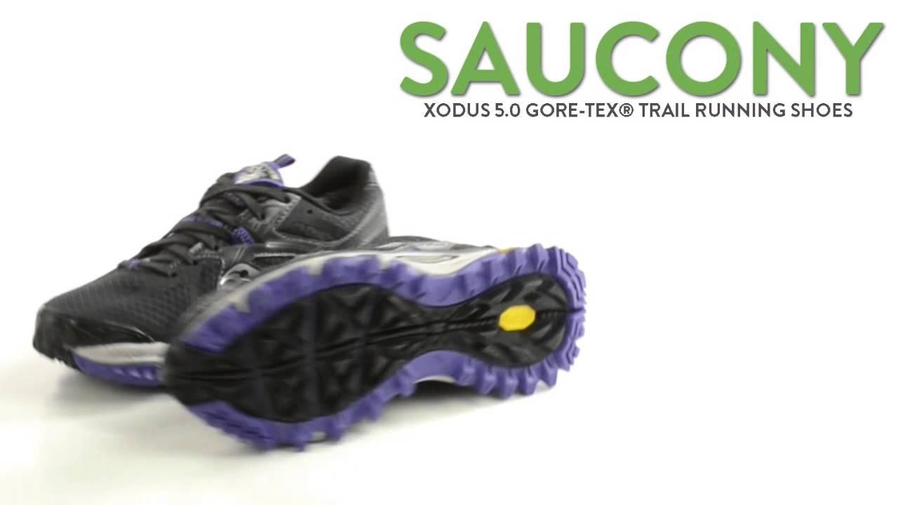 Saucony Xodus 5.0 Gore-Tex® Trail