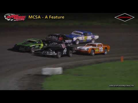 Midwest Classic Stock Car - Park Jefferson Speedway - 6/2/18