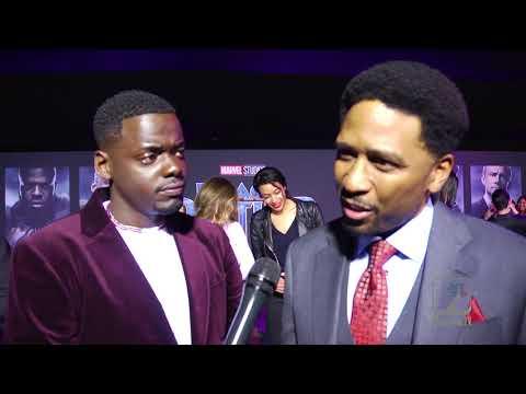 Black Panther Premier Full Carpet