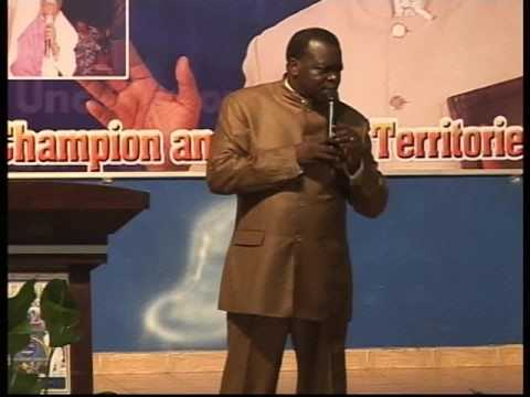DAY 1 PART 3 Apostle Julius Peter Oyet 21 DAYS OF MIRACLES 2010/11