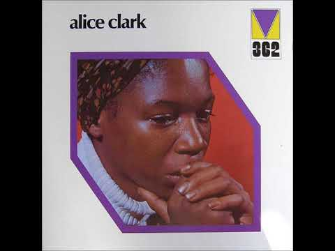 ALICE CLARK   DON'T YOU CARE
