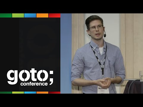 GOTO 2015 • Going Reactive, An Android Architectural Journey • Matthias Käppler