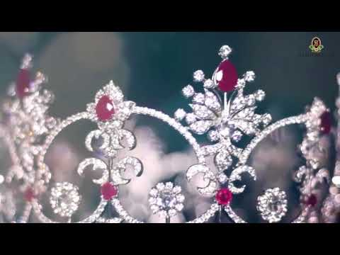 Making of a crown for the queen - FBB Miss Femina 2017